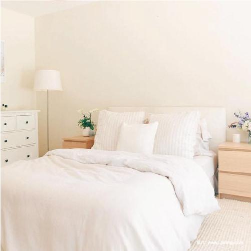 ตกแต่ง ห้อง นอน งบ น้อย, แต่ง ห้องนอน ง่าย ๆ, จัด ห้อง นอน ง่ายๆ ให้ ดู กว้าง